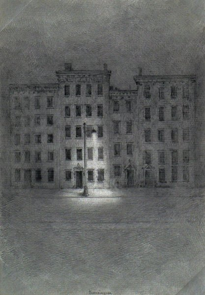 """THE LOWER EAST SIDE, N.Y.C. 